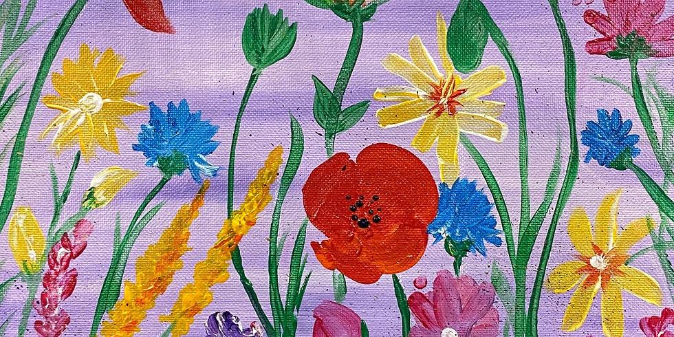 Wildflower Paint Night!
