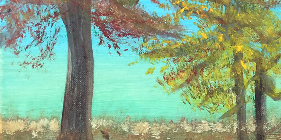 Serene Sunday Paint Day!