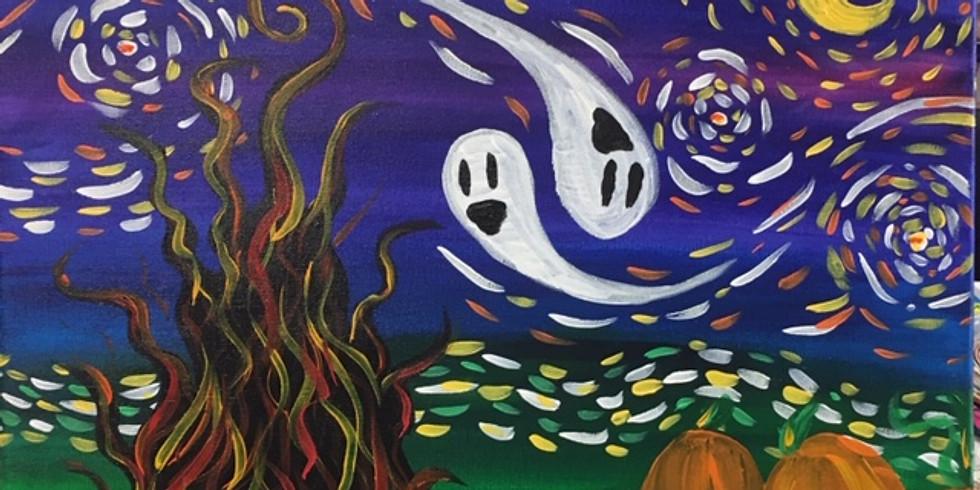 Spooky Pumpkin Patch!