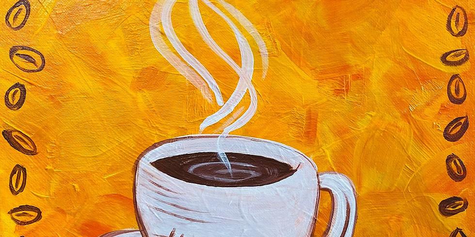 Coffee Coffee COFFEE! Painting