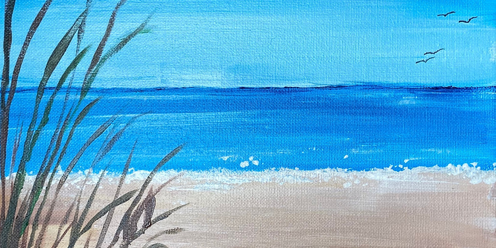 """Evening In Virginia Beach"" Paint Night!"
