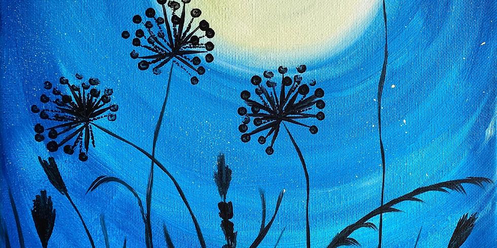 Full Moon Serene Sunday!