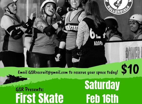 Join in the Fun with GSR First Skate!