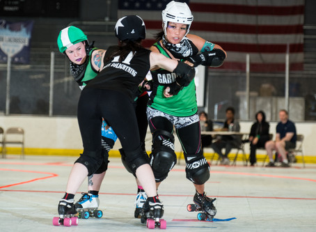 New Jersey's oldest roller derby team fights for respect of the sport