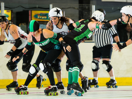 Roller Derby comes to North Arlington Saturday night; women's competitive league to make lone local