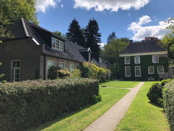 Achterzijde Huize Hessum