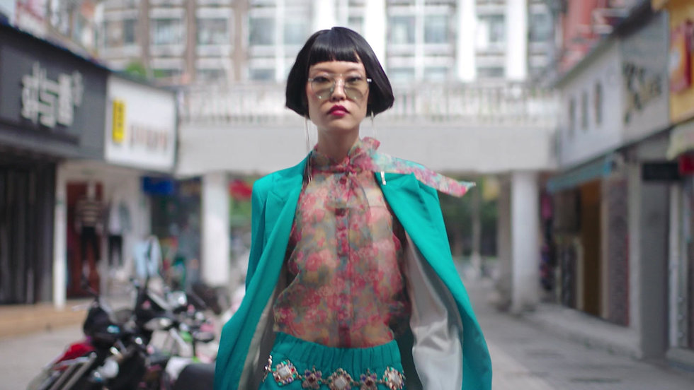 BMW China X2 Launch Campaign