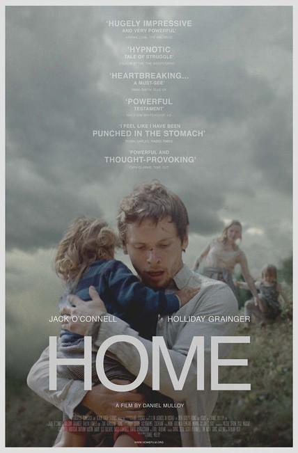 HOME Film Poster Design