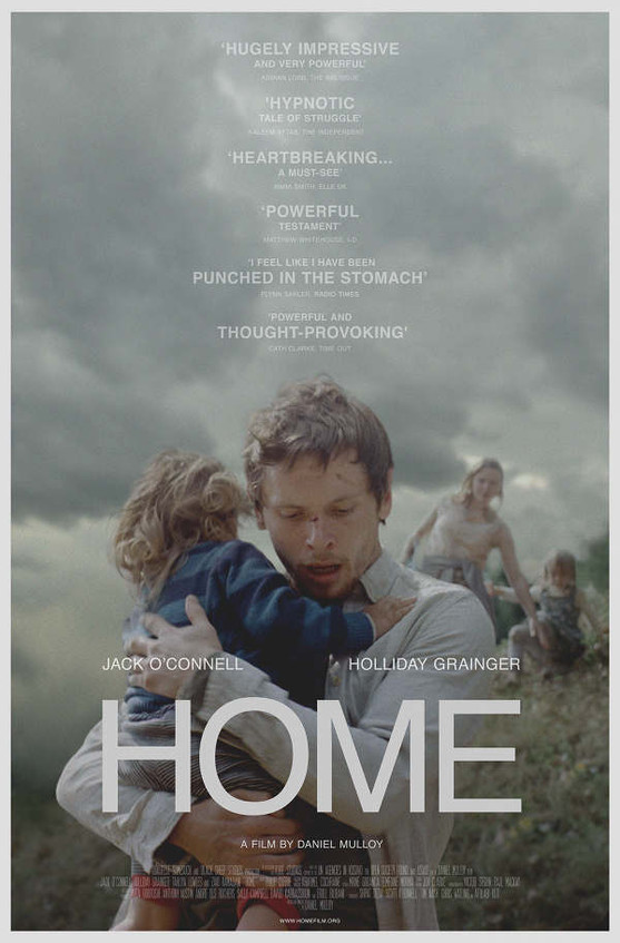 HOME Film Poster Design