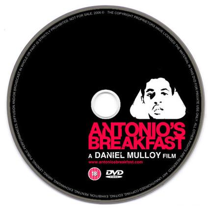 ANTONIO'S BREAKFAST