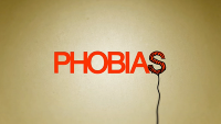 PHOBIAS Film Title Design