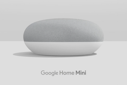 Google Home Mini UK TV Launch