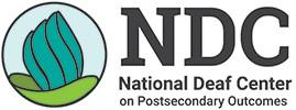 National Deaf Center Logo