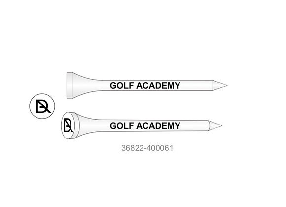DA GOLF ACADEMY TEES