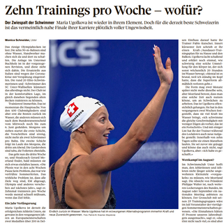 Tages Anzeiger Mai 2020