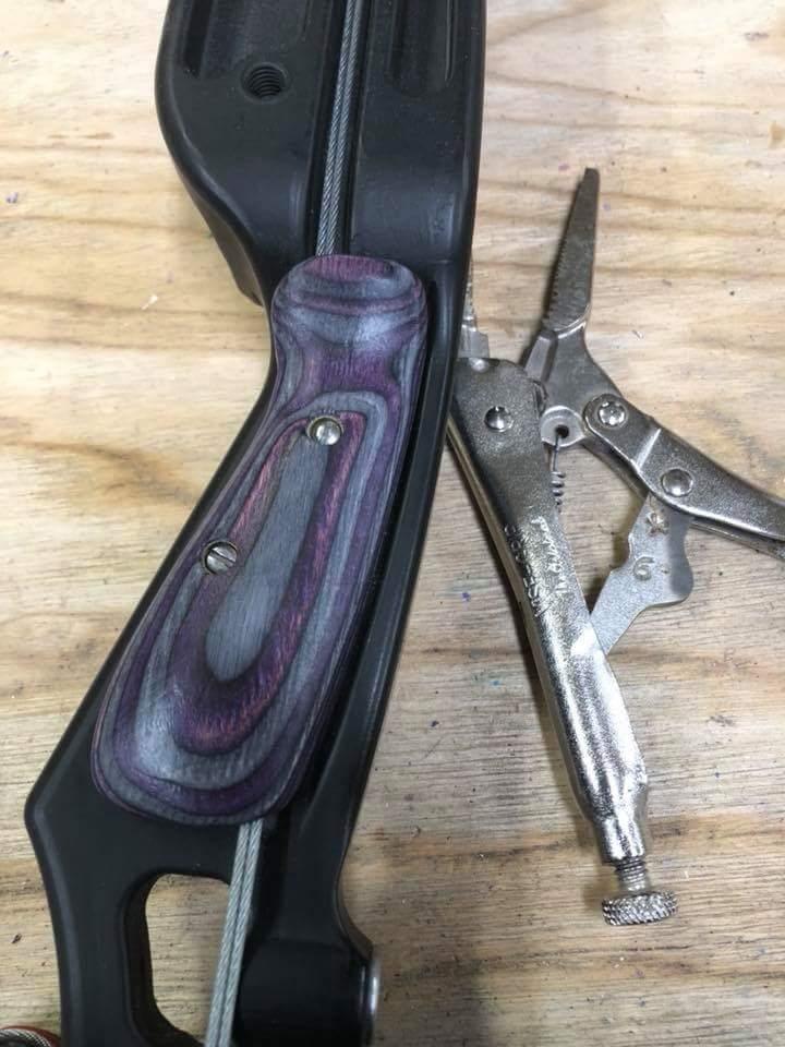 grip Oneida custom