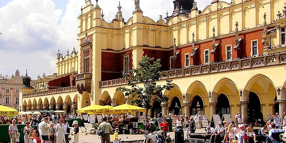 Fotoreis naar Krakow