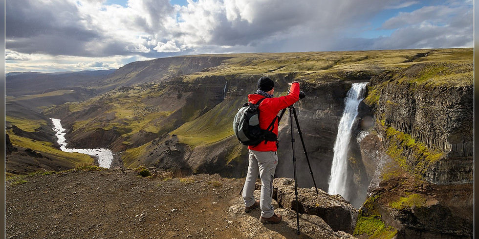 Lezing Danny Matthijs - landschapsfotografie