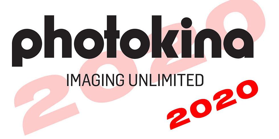 Photokina Keulen - afgelast voor 2020 wegens Corona