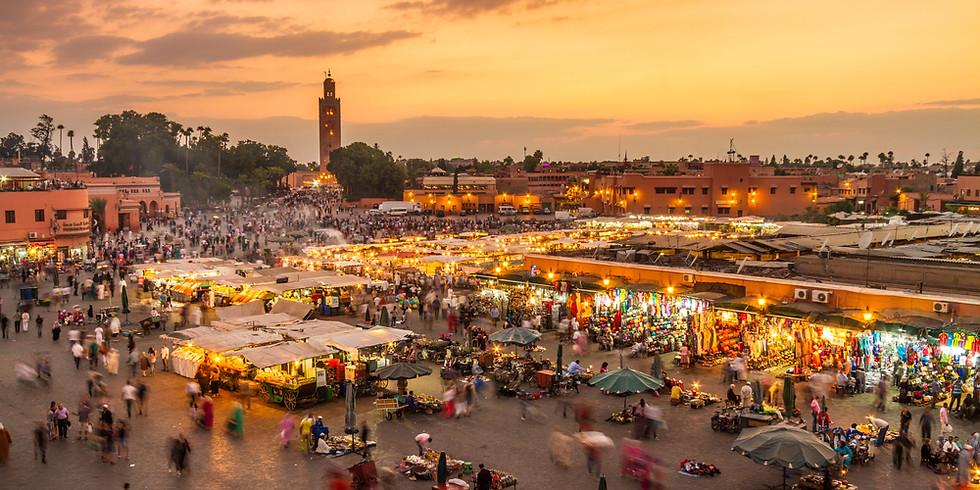 fotoreis Marrakech (uitgestelde reis 2020)