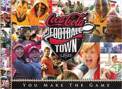 Coke Football Town