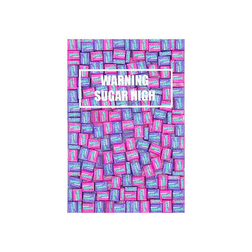 Warning Sugar High - Nerds