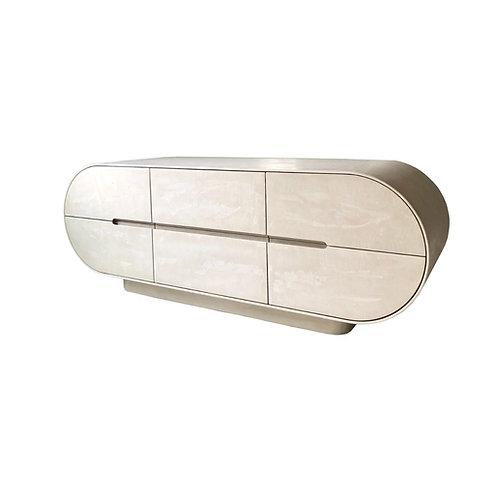 Custom Concrete Dresser