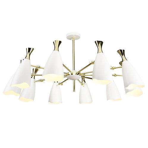 Cella Pendant - 10 Lamps