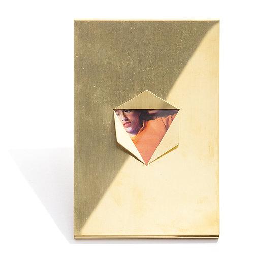 Triangle Photo Frame