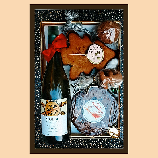 Christmas Wine Special Hamper