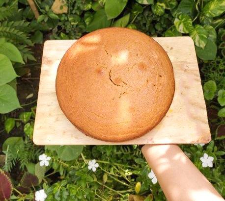 Pineapple Tea Cake