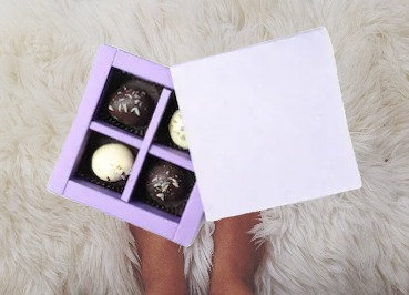 Stuffed in Chocolate Box
