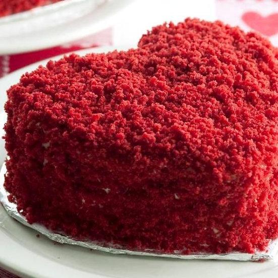 Red Velvet Tea Cake