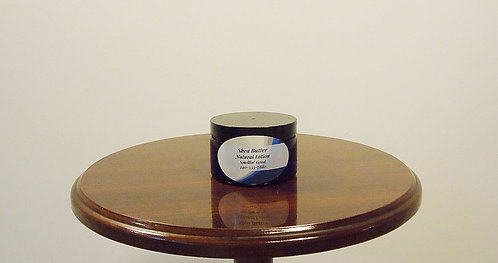 Shea Butter Lotion (5oz) Scented Men