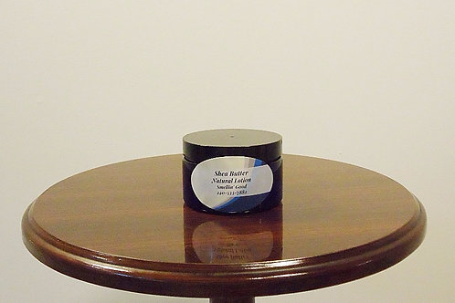 Shea Butter Lotion (5oz) Unscented