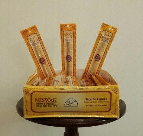 Miswak Stick Natural Toothbrush