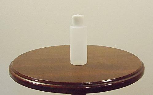 Plastic 2 oz Cylinder Bottles
