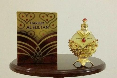 HAREEM AL SULTAN  GOLD BY KHADLAJ