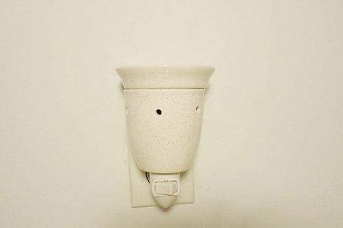Wall Plug-In Burner Cream