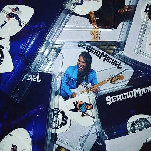 Sergio Michel deluxe pick packs!