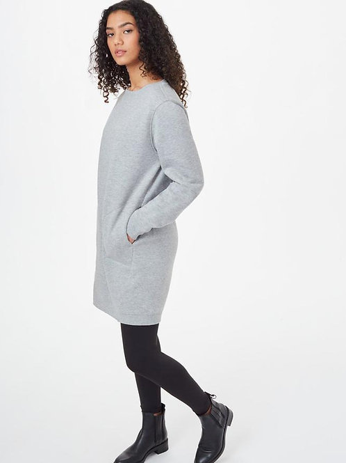 Fleece Crew Dress