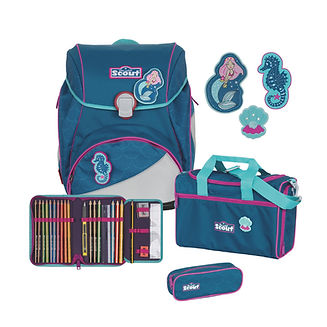scout-alpha-set-4pcs-funny-snaps-mermaid