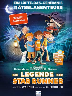 Timmi Tobbson - Die Legende der Star Runner