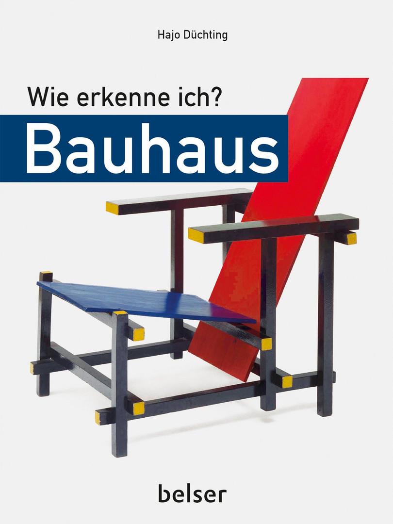 Düchting, Hajo: Wie erkenne ich? Bauhaus