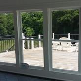 Interior view Pella Removable Windows
