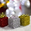 Thumbnail: Decoración para árbol set de Regalos x6 Dorado