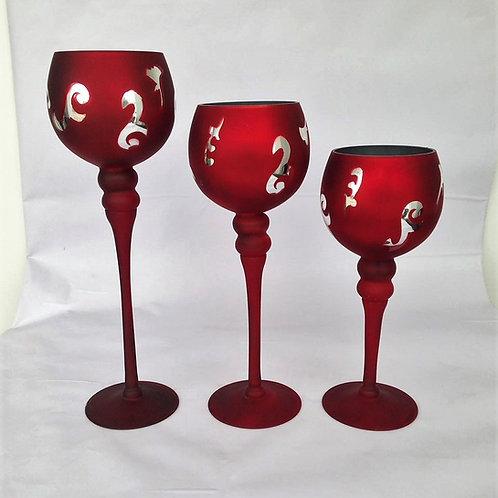 Set copas decorativas DB