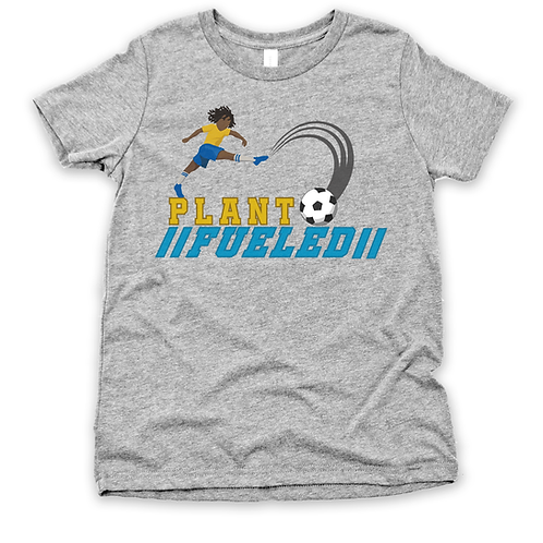Plant Fueled Kids Tee