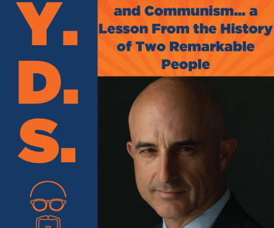 Ep. 30 – Surviving the Holocaust and Communism
