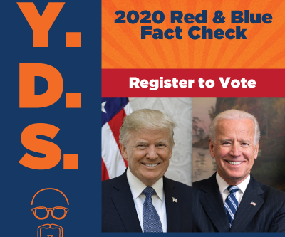 Ep. 24 - Red-Blue 2020 : Fact Check